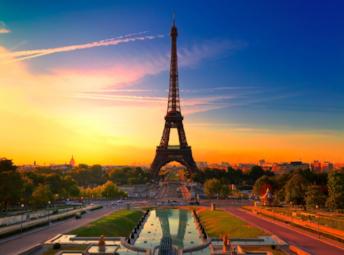 Франция Мечты сбываются! Мы в Париже