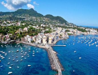 Италия Отдых на острове Искья из Киева
