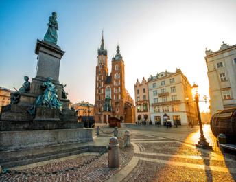 Week-end в Кракове
