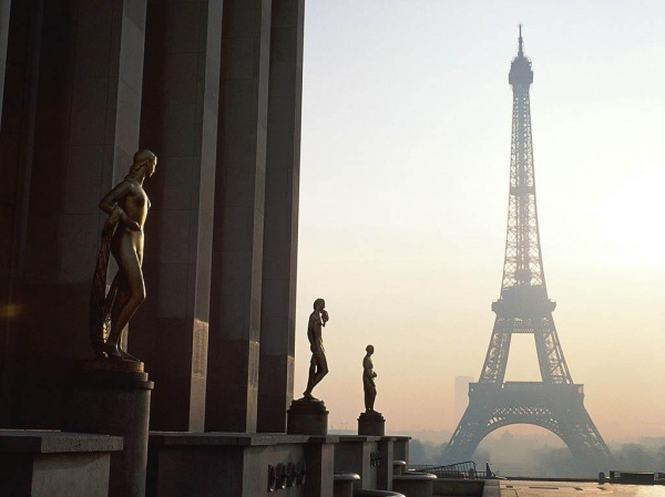 Испания Маленькое счастье больших городов...    Париж – Мадрид