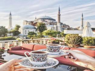 Турция Week-end в Стамбуле