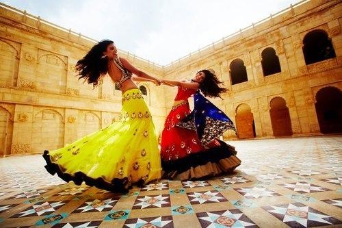 Индия Роскошные форты-дворцы Индийских Махараджей Раджастхана