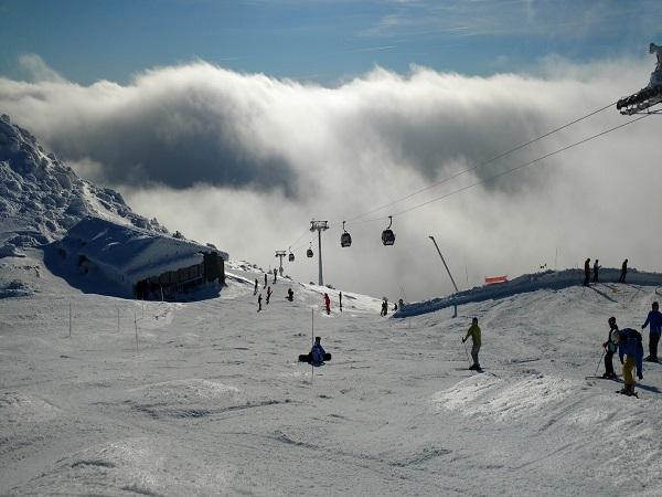 Словакия Горнолыжный тур в Татры февраль 2020