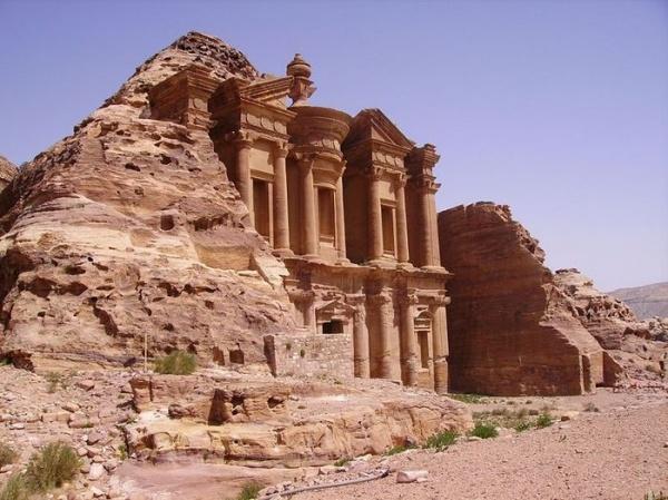 Южные краски Иордании