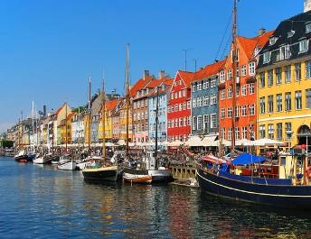 Дания Индивидуальная программа тура в Копенгаген