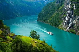 Заветные мечты о Норвегии