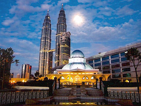 Малайзия Борнео + Куала-Лумпур