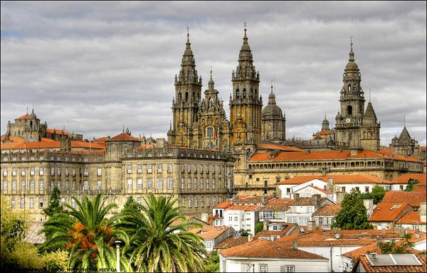 Испания Многогранная Галисия