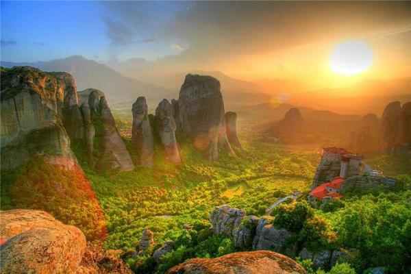 Греция Желаемая Греция