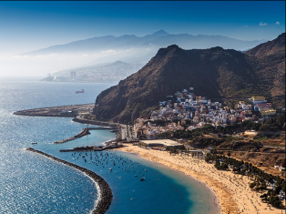 Испания Отдых на Тенерифе из Киева 2020 по раннему бронированию
