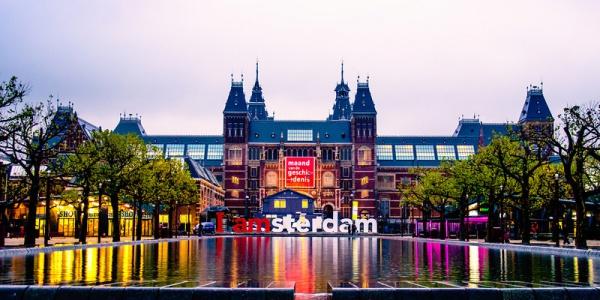 От Ван Гога к Эйфелю: Амстердам-Париж
