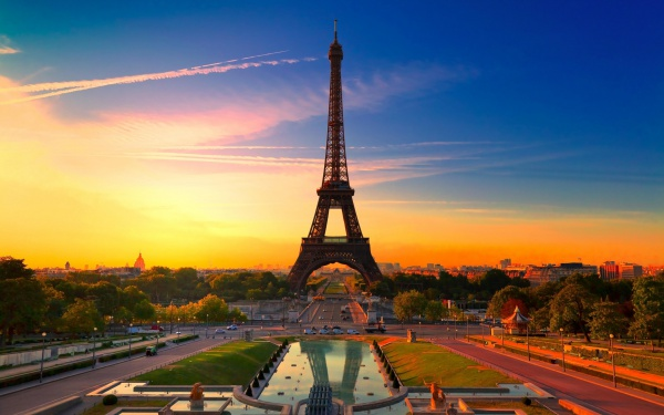 Нидерланды От Ван Гога к Эйфелю: Амстердам-Париж