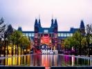 Авантюра трех городов: Амстердам, Брюссель, Париж (Новогодний)
