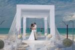 Официальная свадебная церемония «Когда звучат Марьячес»