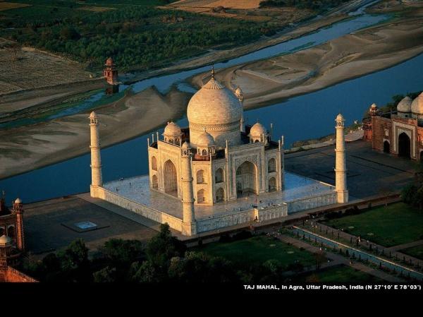Индия Роскошные форты-дворцы Индийских Махараджей Раджастхана с Золотым Треугольником