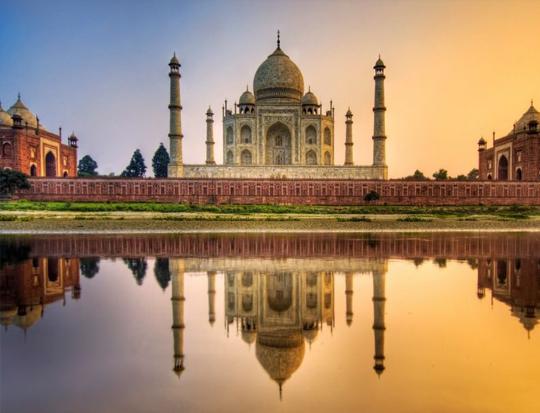 Индия Золотой Треугольник + Варанаси по пятницам