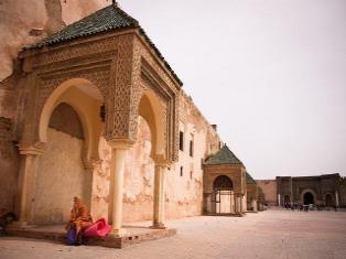 Марокко Имперские города