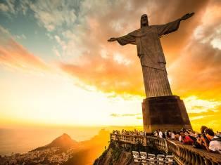 Новый Год 2021 в Бразилии