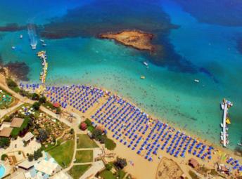Кипр Морское Сафари в Голубую лагуну 2019