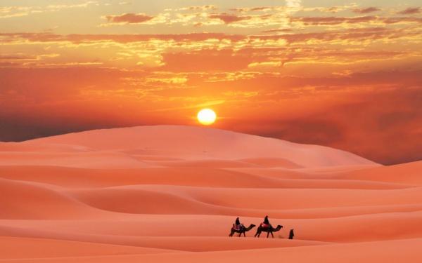 Марокко Индивидуальный комбинированный тур - Марракеш-Эссувейра