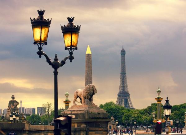 "Франция Авиа тур ""Париж Королей"""