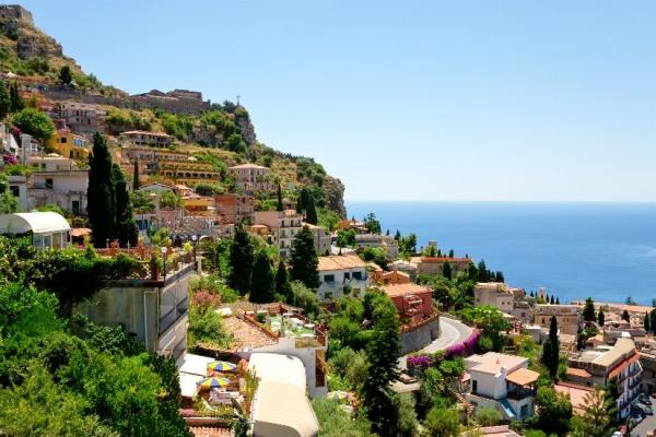 Италия Туры на Сицилию 2019 из Киева