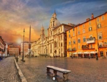 Италия Индивидуальная программа тура по Италии: Рим + Неаполь