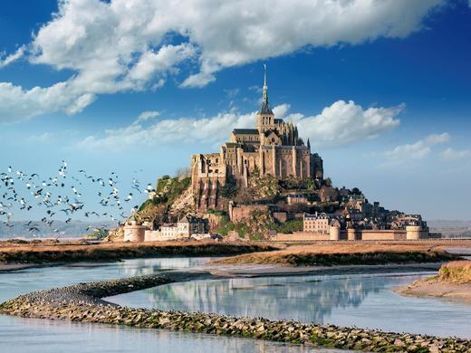 Париж и Нормандия