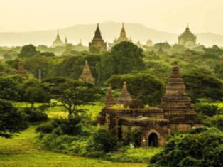 Магия Мьянмы + релаксирующий Таиланд!
