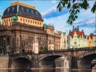 Индивидуальная программа тура в Прагу