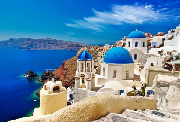 Греция Музыка прибоя
