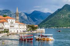 Черногория Балканский коктейль... Отдых на Адриатическом побережье