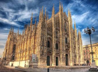Италия - Милан