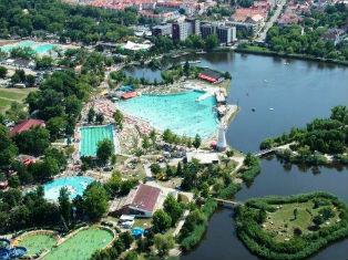 Венгрия SPA-отдых на популярном курорте Венгрии - Хайдусобосло!