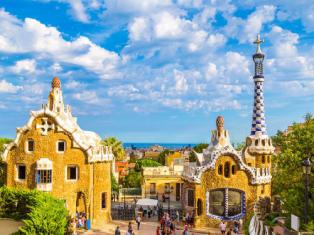 Испания Экскурсия в мир Антонио Гауди