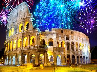 Рим из Киева на Новый Год 2020