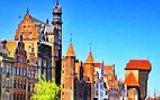 Польша Регулярные групповые экскурсии в Гданьске