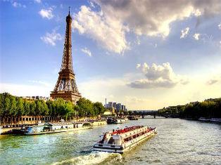 Франция Рай для влюбленных