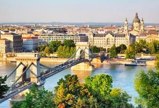 Венгрия Покоряем Европу: калейдоскоп столиц.