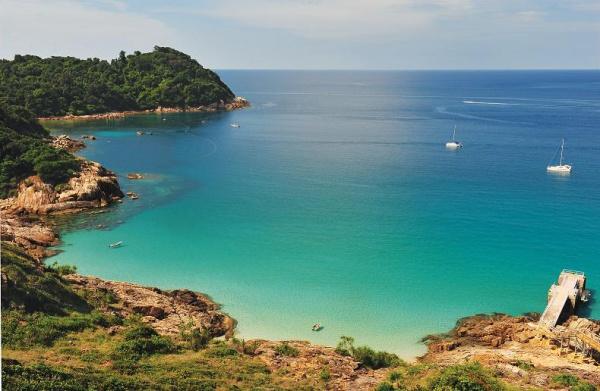 Восточная Малайзия: подводное царство перхентиантов и яркий мир Ланг Тенгаха