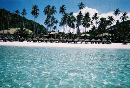 Малайзия Восточная Малайзия: подводное царство перхентиантов и яркий мир Ланг Тенгаха