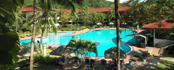 Малайзия Малайзия: остров Ланг Тенгах