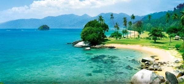 Малайзия Дайвинг на о.Тиоман