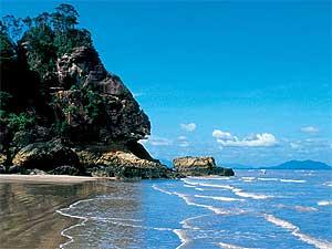 Малайзия Малайзия: экзотические пляжи Борнео