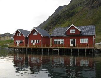 Норвегия Рыбалка в Норвегии - Сарнес