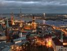 Стокгольм и Рига: берега Балтики