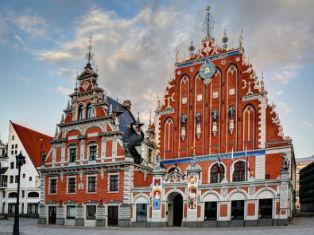 Литва Стокгольм и Рига: берега Балтики