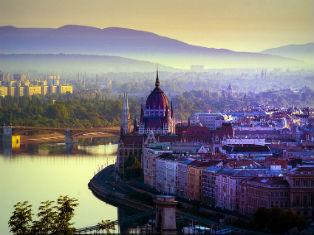 Венгрия Итальянская ноченька