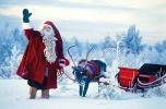 """Лапландия - здесь живет Санта! или """"Santa is Here!"""""""