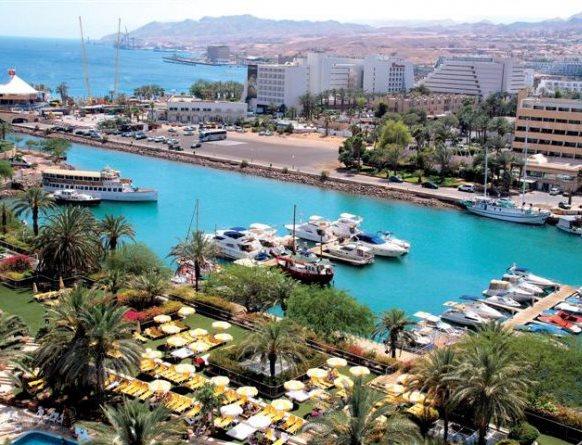 Израиль От Средиземного до Красного моря К4